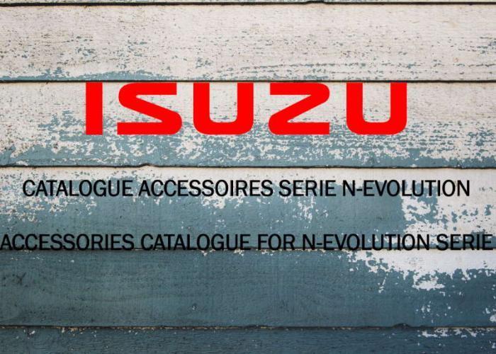 Catalogue Accessoires Serie N