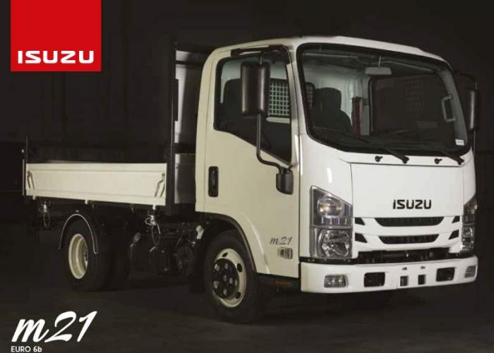 Brochure Isuzu M21 Ground
