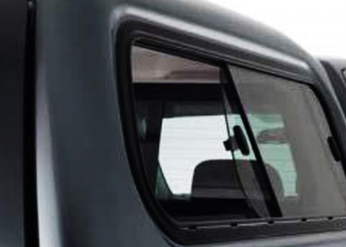 HARD TOP VITRES COULISSANTES