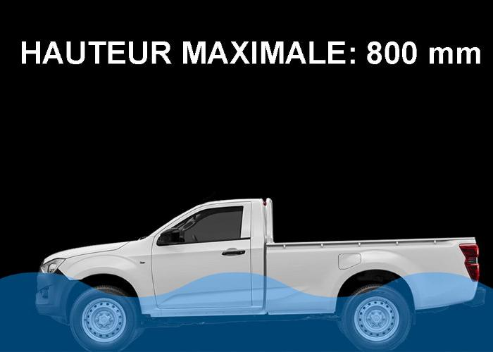 Isuzu D-Max Single N60B