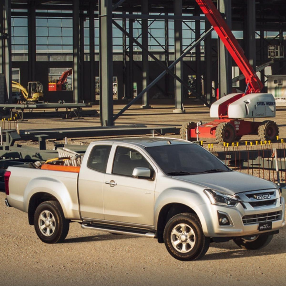Isuzu DMax Space Planet Usabilita
