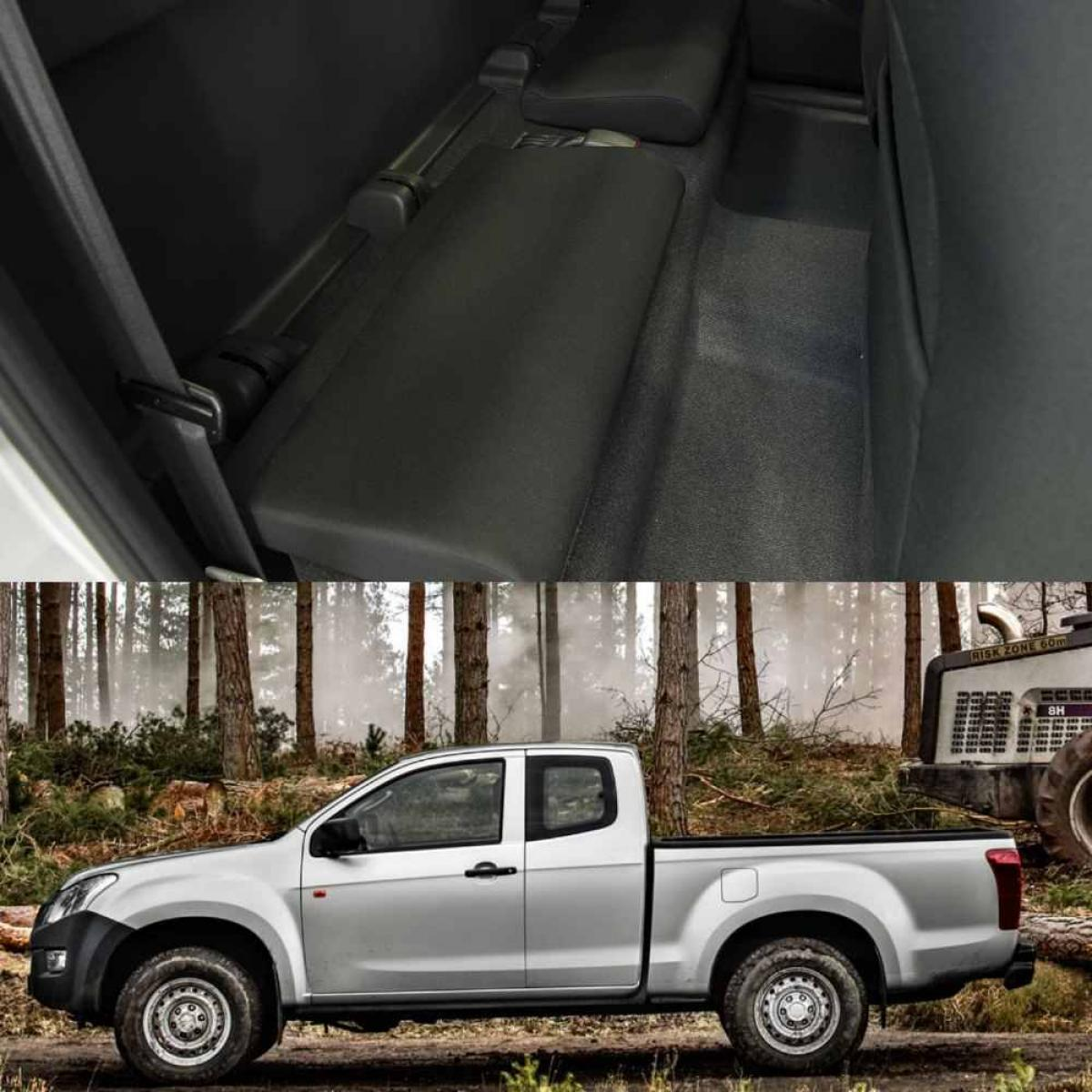 Isuzu D-Max Space Satellite Comfort
