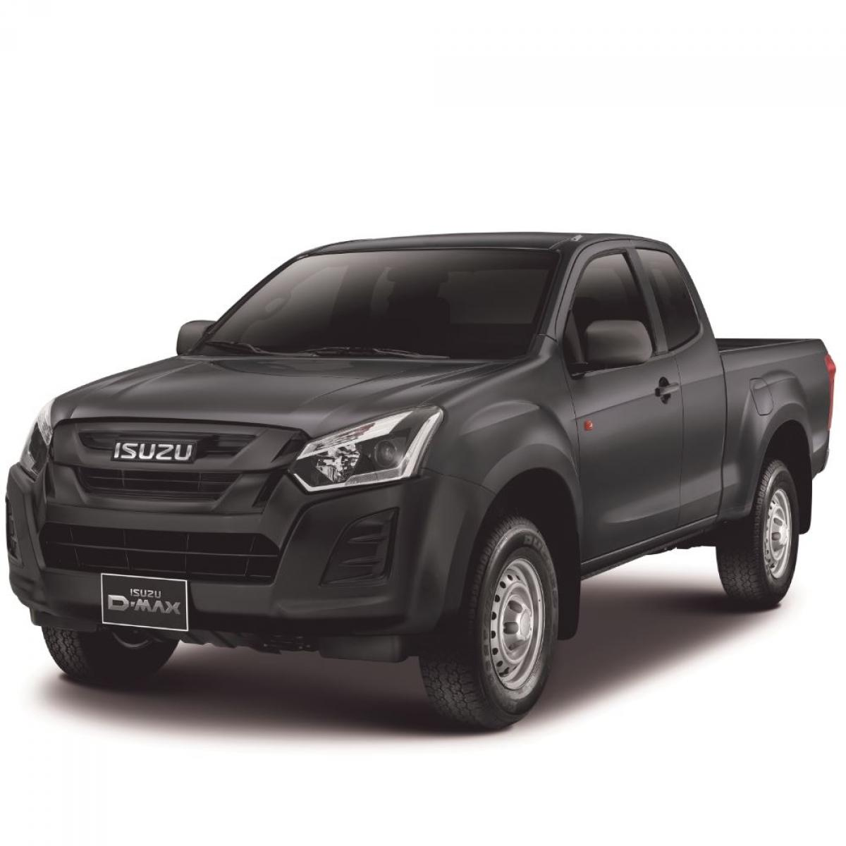 Isuzu D-Max Space Satellite
