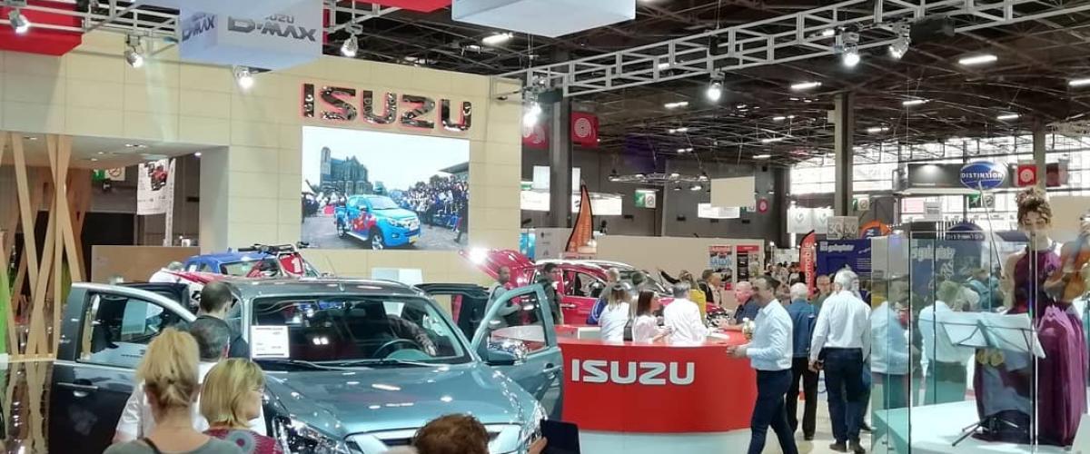 Mondial de l'Auto 2018, une édition remarquable