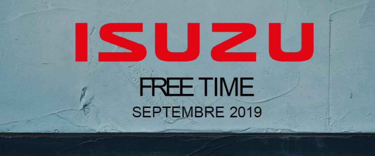 Catalogue Isuzu Free Time